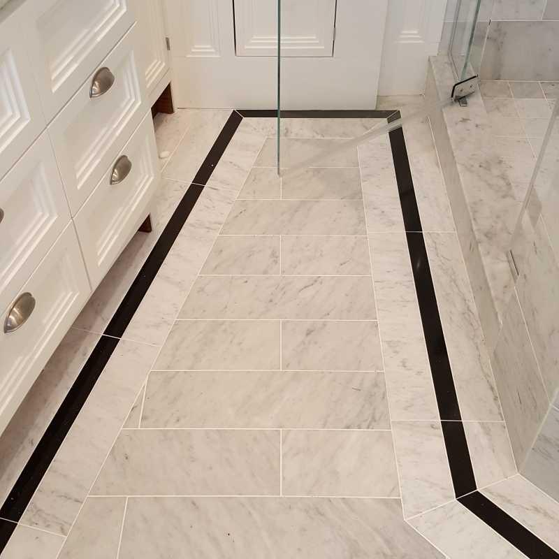 Tilery.carrar.marble.floor.tile.cape cod
