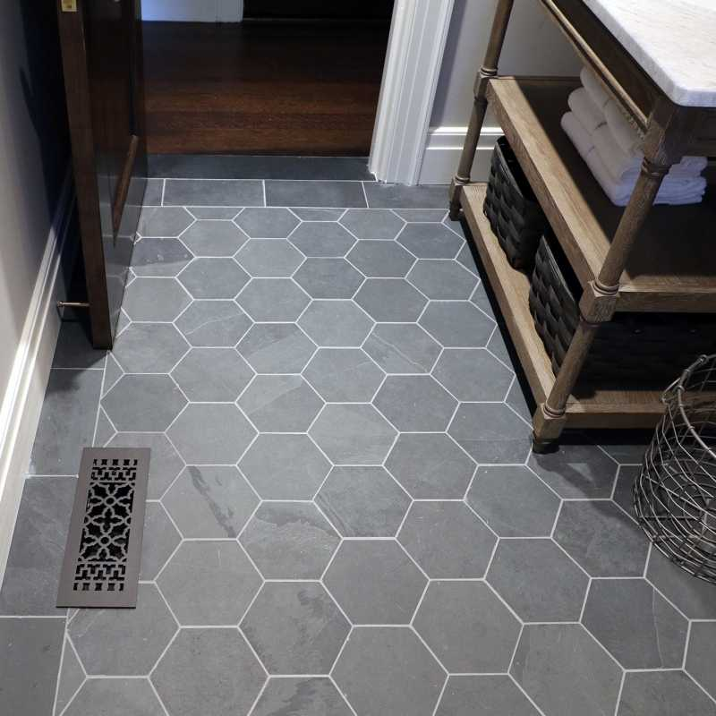 The-tilery-black-hex-bath-floor