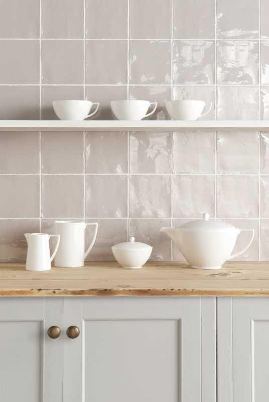 Grey Tile Backsplash.Tilery.Cape.Cod
