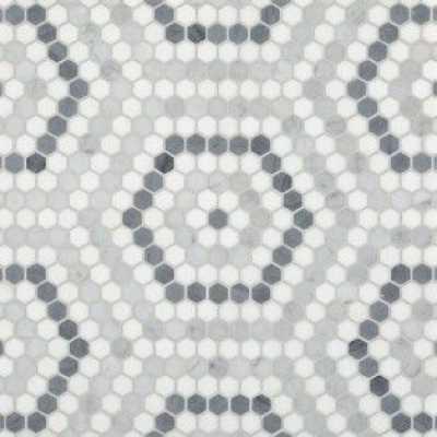 Grey riverside hex tilery
