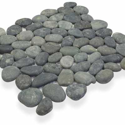 I3pc2-144 medan charcoal pebble tilery