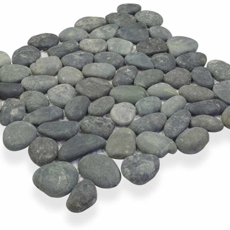 I3pc2-144 medan charcoal pebble tilery