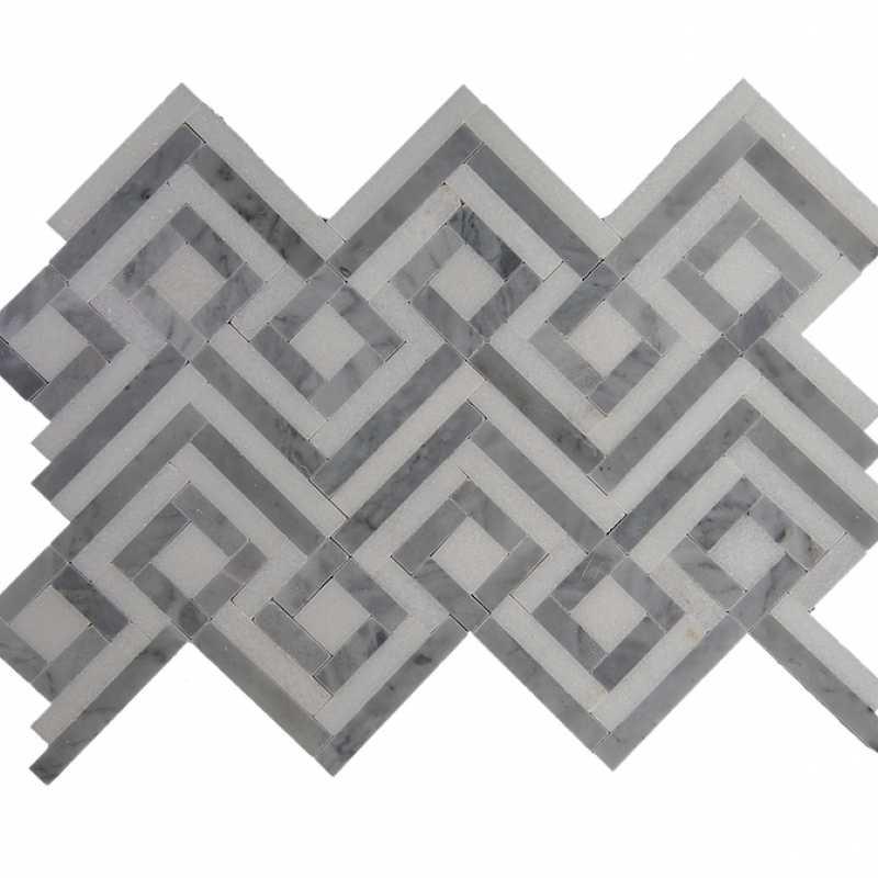 Epinal carrara and thassos tilery