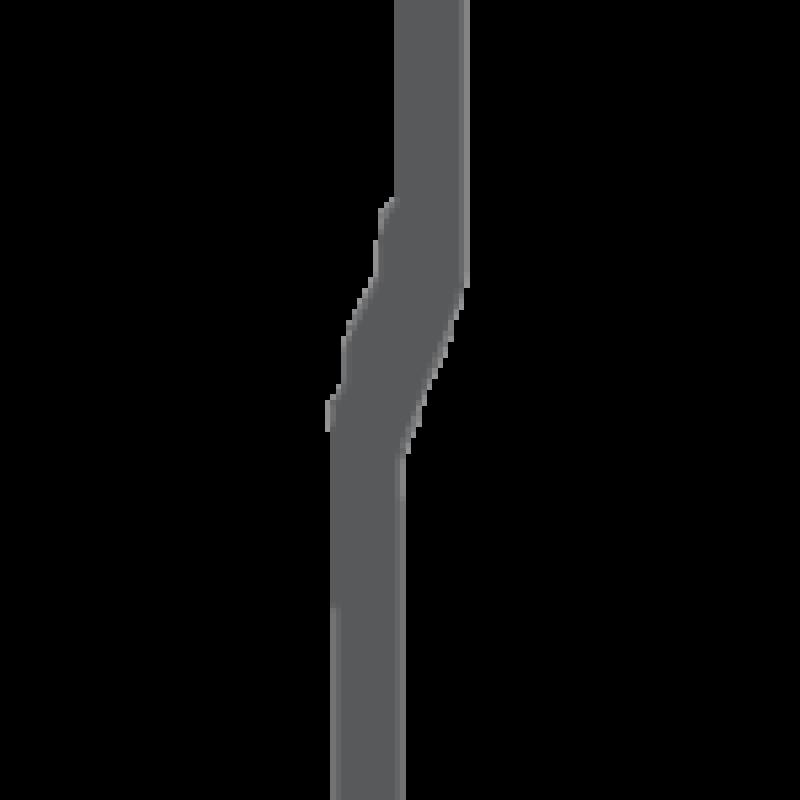 Neri white base board profile tilery