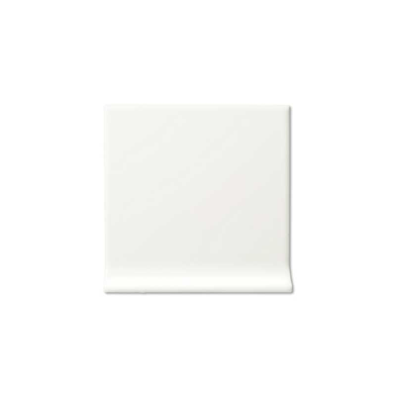 Neri white cove base tilery