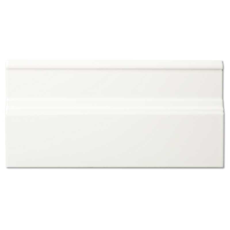 Neri white base board large tilery