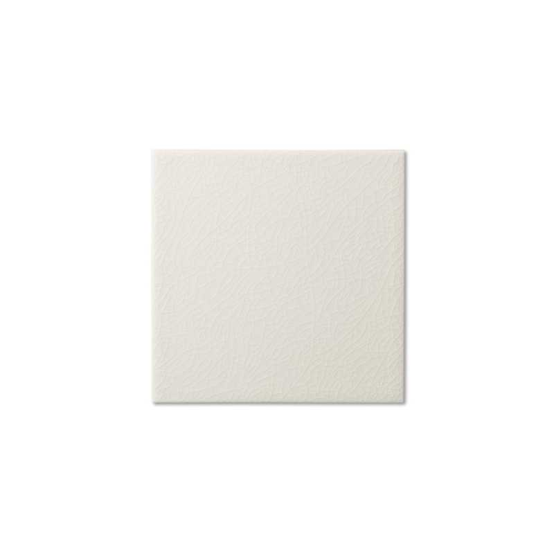 Hampton white 6x6 crackle