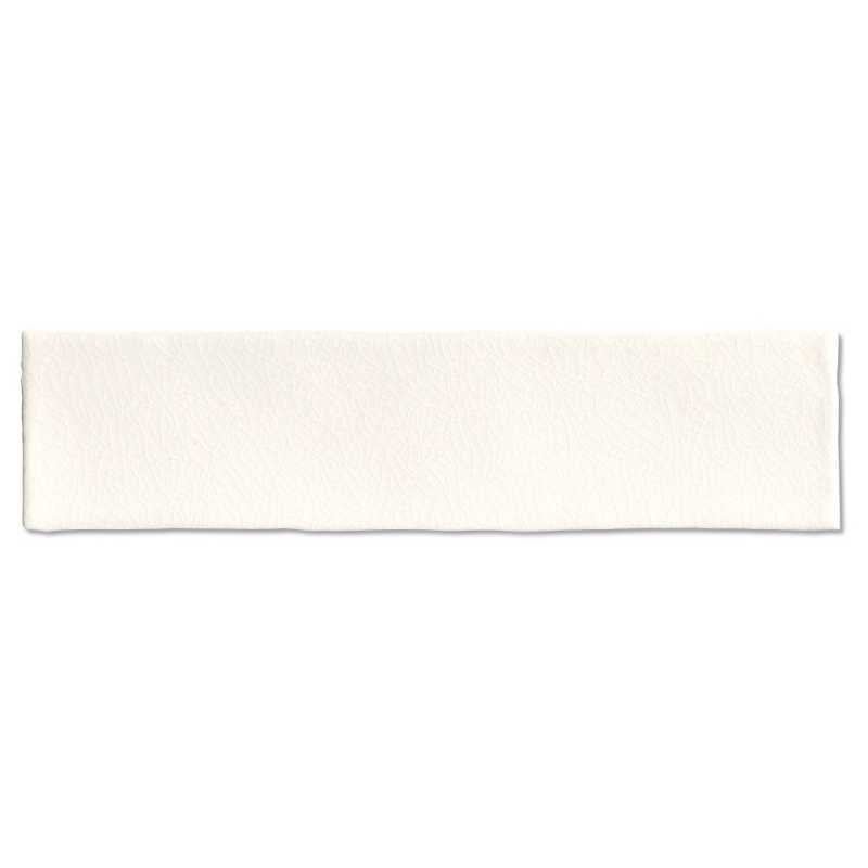 Earth matte 3x12 navajo white crackle