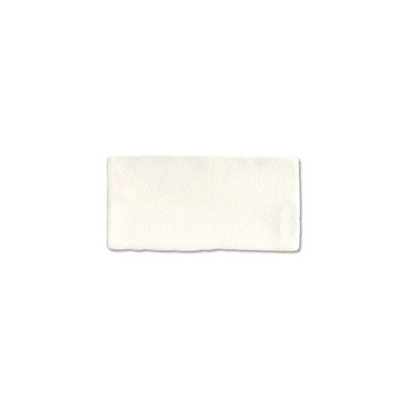 Earth matte 3x6 navajo white crackle