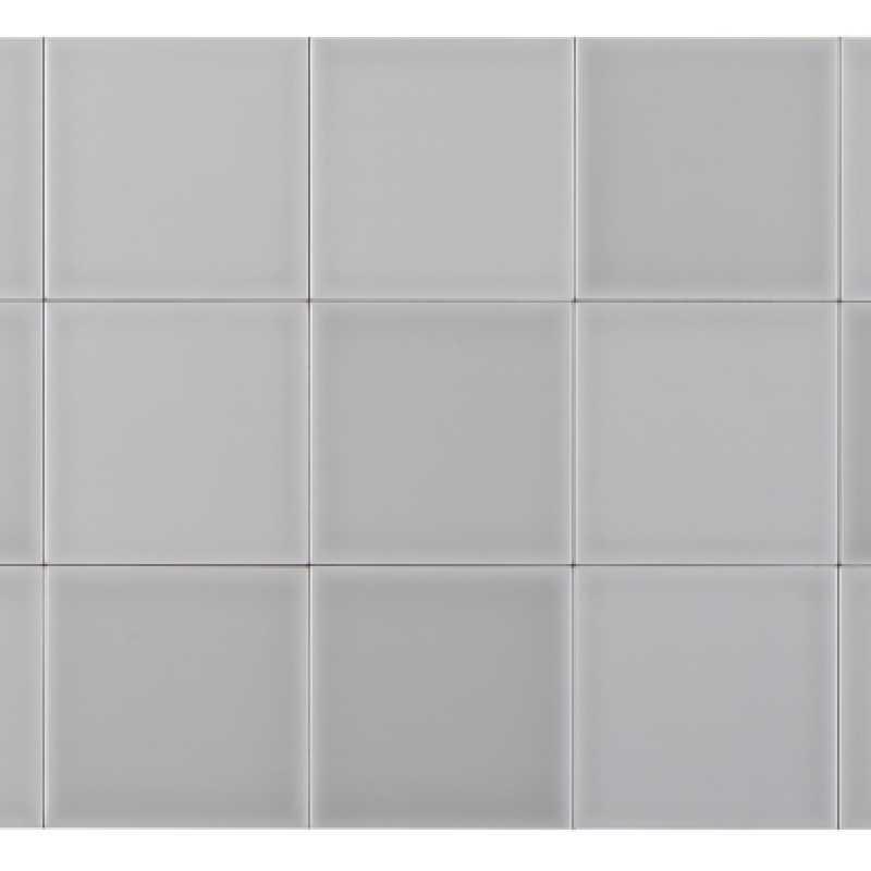 Riviera cascades gray 4x4 glossy