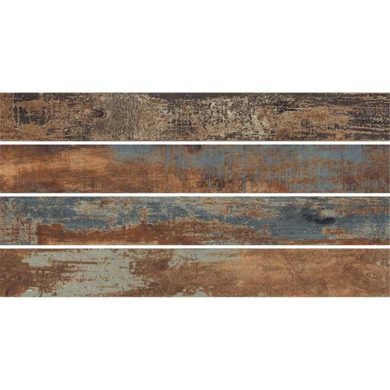 Tilery sa colorart navy variation 6x48