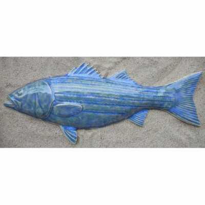 Freeform striped bass tilery
