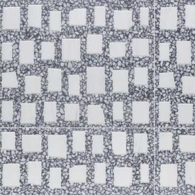 Tilery  squares grey terrazzo