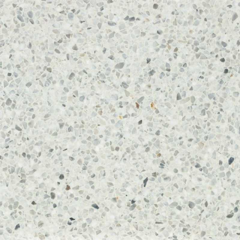 Tilery venezia terrazzo white honed