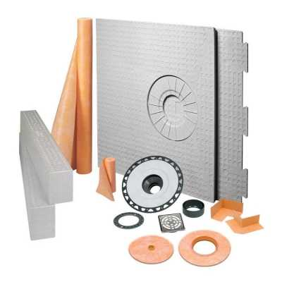Tilery.schluter.kerdi.shower.kit