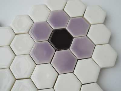 Pratt and larson hexagon - tilery